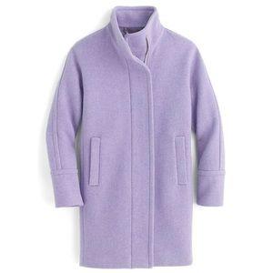 *NWOT* J. Crew Stadium Cloth Cocoon Coat